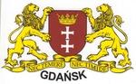 Sticker - Gdansk City Crest