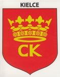 Sticker - Kielce City Crest