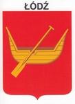 Sticker - Lodz City Crest