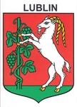 Sticker - Lublin City Crest