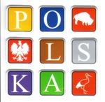 Sticker - POLSKA Cube, Set of 9