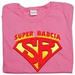 Super Babcia - Women's T-Shirt
