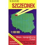 Szczecinek Region Map