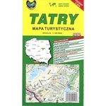 Tatra Mountains Map