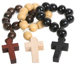 Thumb Rosary - Wood