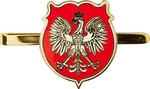Tie Clip - Polish Coat of Arms, Large Size