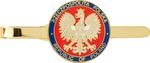 Tie Clip - Polish White Eagle
