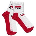 Toddlers' Socks - Polish Flag & POLSKA
