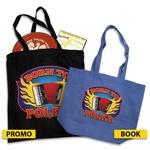 Tote Bag - Born to Polka