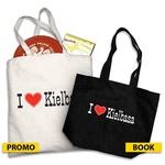 Tote Bag - I Love Kielbasa