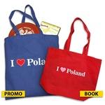 Tote Bag - I Love Poland