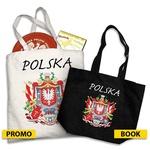 Tote Bag - POLSKA with Three Cities
