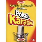 VCD Polish Karaoke Volume 4 - Polskie Karaoke 4