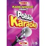 VCD Polish Karaoke Volume 5 - Polskie Karaoke 5