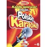VCD Polish Karaoke Volume 6 - Polskie Karaoke 6