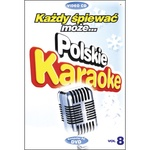 VCD Polish Karaoke Volume 8 - Polskie Karaoke 8