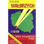 Walbrzych Region Map