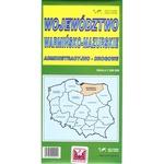 Warminsko-Mazurskie Map