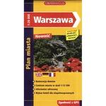 Warszawa City Map