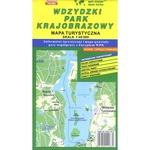 Wdzydze Landscape Park Map