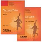 We Learn Polish (2 Books & 2 CDs)