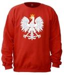 White Eagle - Adult Crew Neck Sweatshirt