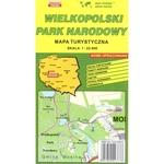 Wielkopolski National Park Map