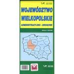 Wielkopolskie Map