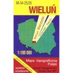 Wielun Region Map