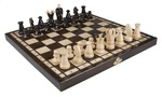 Wooden Chess Set - King Style, 12x 12 inches