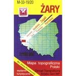 Zary Region Map