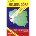 Zielona Gora Region Map