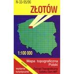 Zlotow Region Map