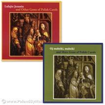 Bilingual Polish Carols 2 CD Set