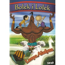 Bolek & Lolek Alladins Lamp - Lampa Alladyna VCD