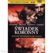 Crown Witness, The - Swiadek Koronny DVD