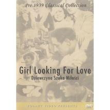 Girl Looking For Love - Dziewczyna Szuka Milosci DVD