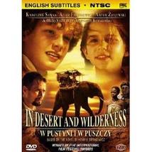 In Desert & Wilderness - W Pustyni i w Puszczy DVD