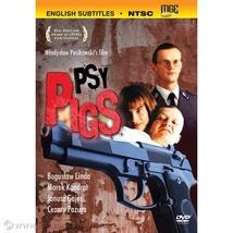 Pigs - Psy DVD
