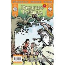 Polish History Comic Vol.3 - Perun's Tree (Bilingual)