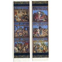 Silkscreen Bookmarks - St. Mary's Church Alter, Set of 2