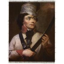 """Silkscreen - K.Wojniakowski: T.Kosciuszko Portrait, 8"""" x 11"""""""