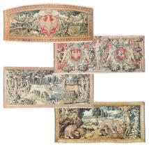 Silkscreen - King Stanislaus Augustus Tapestry