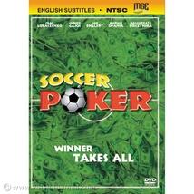 Soccer Poker - Pilkarski Poker DVD