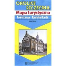 Szczecin Topographic Map