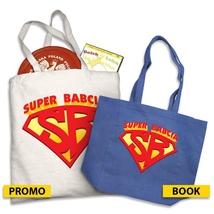 Tote Bag - Super Babcia