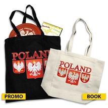 Tote Bag - Three Polish Eagle Shields