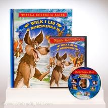 Wilk i Lis & Roszpunka (Book & Film)