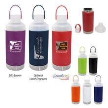 Avalon Custom Stainless Steel Bottles