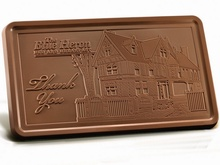 2 lb. Custom Gift Chocolate